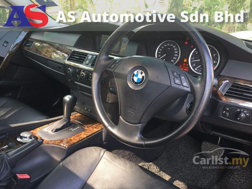 Worksheet. BMW 530i 2005 30 in Selangor Automatic Sedan Black for RM 43900