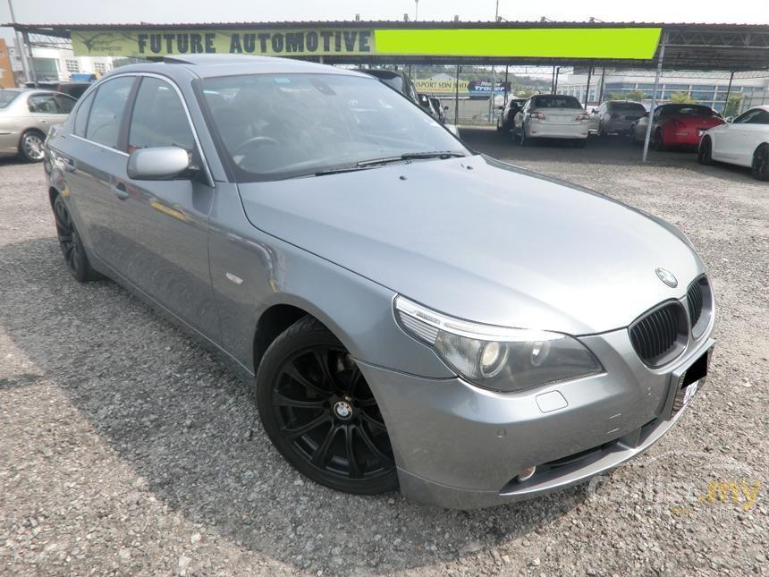 Worksheet. BMW 530i 2005 30 in Selangor Automatic Sedan Grey for RM 48800