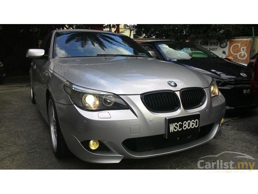 Worksheet. BMW 530i 2005 30 in Selangor Automatic Sedan Silver for RM 79800