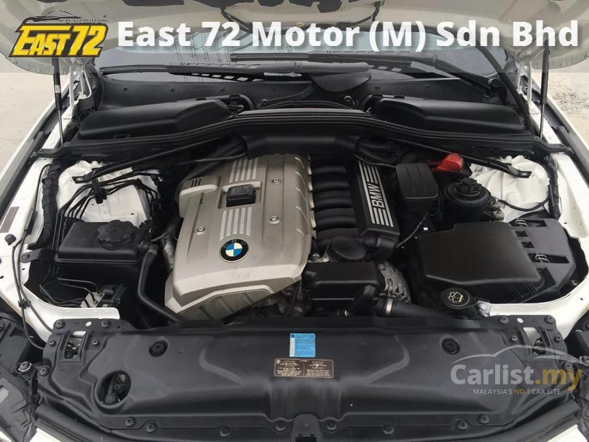 2008 BMW 530i Sedan