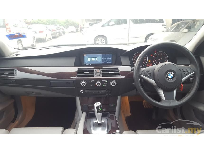 bmw 530i 2007 3 0 in kuala lumpur automatic sedan white. Black Bedroom Furniture Sets. Home Design Ideas