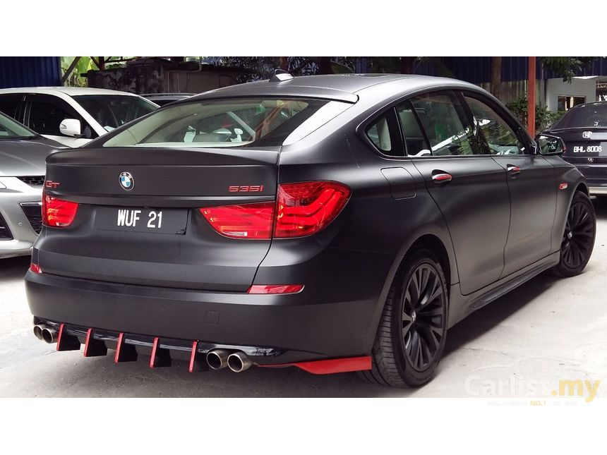 bmw 535i 2011 gt 3 0 in kuala lumpur automatic hatchback. Black Bedroom Furniture Sets. Home Design Ideas