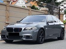 2010 BMW 535I (A) F10 LOCAL TWIN POWER TURBO M SPORT HIGH SPEC CBU BY BMW MALAYSIA