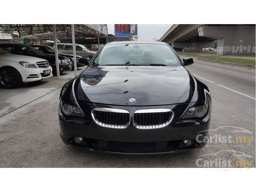 bmw 630i 2008 3 0 in kuala lumpur automatic coupe black for rm 89 850 3503786. Black Bedroom Furniture Sets. Home Design Ideas