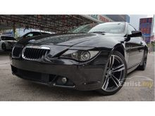 BMW 630i (A) NEW FACELIFT 2008