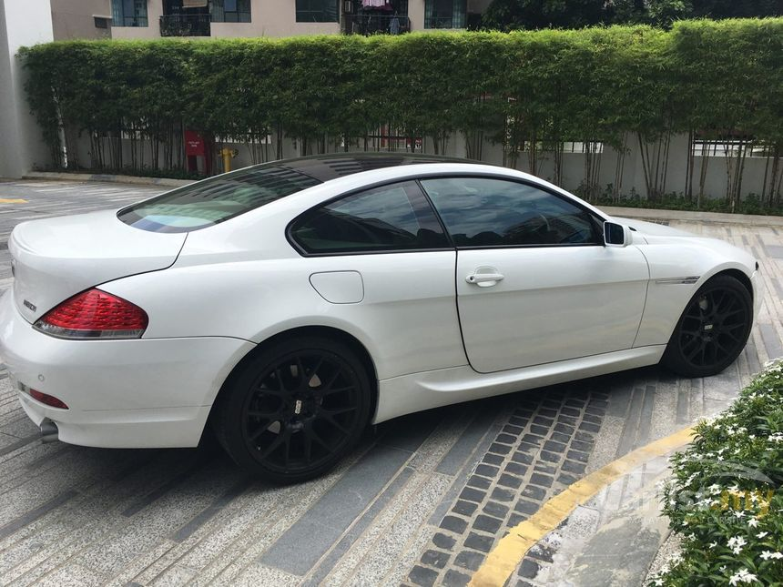 bmw 630i 2007 in kuala lumpur automatic white for rm 114 999 3475300. Black Bedroom Furniture Sets. Home Design Ideas