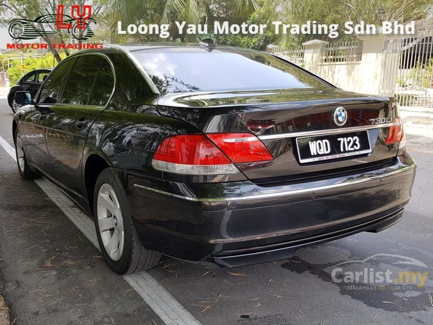 Worksheet. BMW 730i 2004 in Selangor Automatic Black for RM 55800  2996035