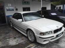 1996 BMW 730i 3.0 Sedan