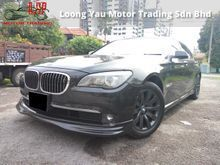 2010 BMW 730Ld 3.0 Sedan FULL SPEC