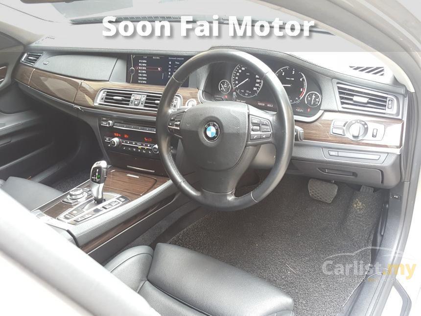 2009 BMW 730Ld Sedan