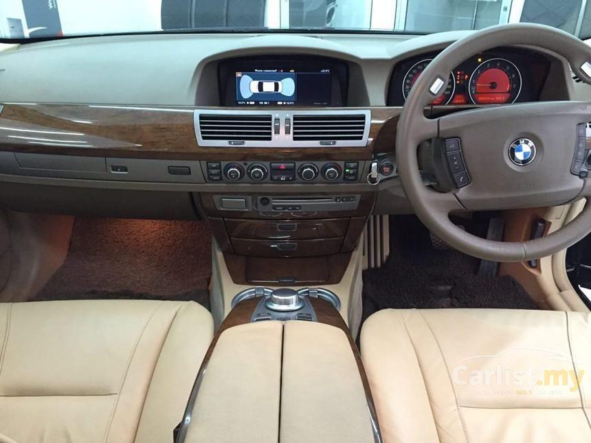 2007 BMW 730Li Sedan