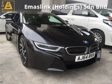 2014 BMW i8 1.5 Hybrid Unregister