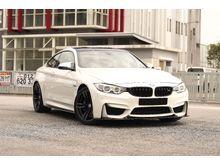 2014 BMW M4 3.0 Coupe F82 BMW Malaysia Car Under Warranty