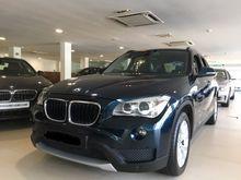 2013 BMW X1 2.0 sDrive20i SUV WITH BMW WARRANTY 1 YEAR