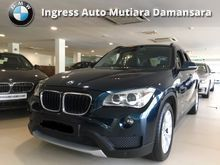 2013 BMW X1 2.0 sDrive20i SUV WITH BMW WARRANTY 1 YEAR
