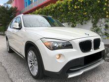 2011 BMW X1 2.0 DIESEL TURBO 70K KM I DRIVE 20d X DRIVE PADDLE SHIFT 2.0d F.SPEC LOCAL 2011