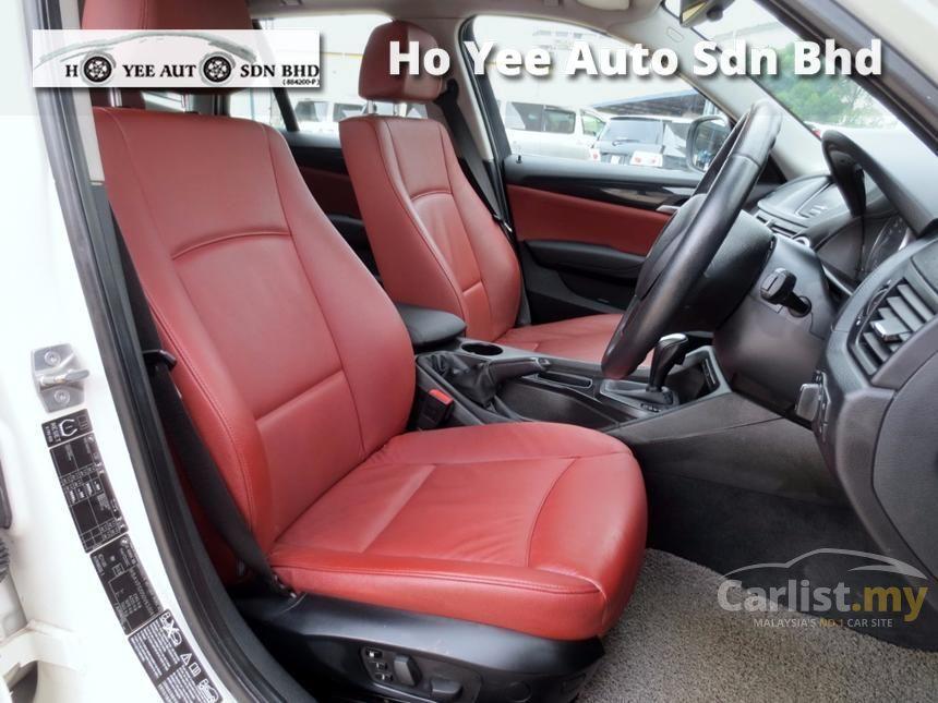 2010 BMW X1 xDrive20d SUV