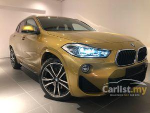 2018 BMW X2 2.0 sDrive20i M Sport SUV