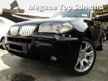 SHOWROOM CONDITION 2007 BMW X3 2.5 Si SUV (CAR KING)