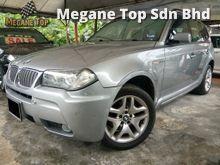 SHOWROOM CONDITION 2008 BMW X3 2.5 Si SUV (CAR KING)