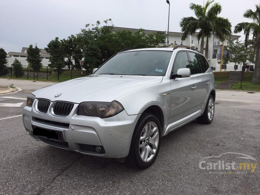 bmw x3 2006 3 0 in selangor automatic suv silver for rm. Black Bedroom Furniture Sets. Home Design Ideas