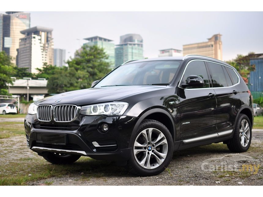 bmw x3 2016 xdrive20d 2 0 in kuala lumpur automatic suv black for rm 259 900 3815093. Black Bedroom Furniture Sets. Home Design Ideas