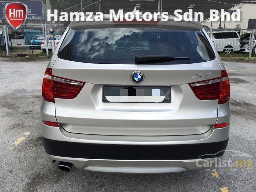 2014 BMW X3 xDrive20i SUV