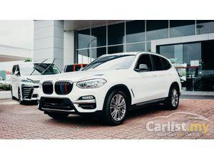 2018 BMW X3 xDrive30i 2.0 Luxury- CKD- 5 Years Warranty