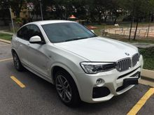2016 BMW X4 2.0 xDrive28i Msport SUV
