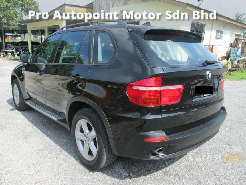 2009 BMW X5 d SUV