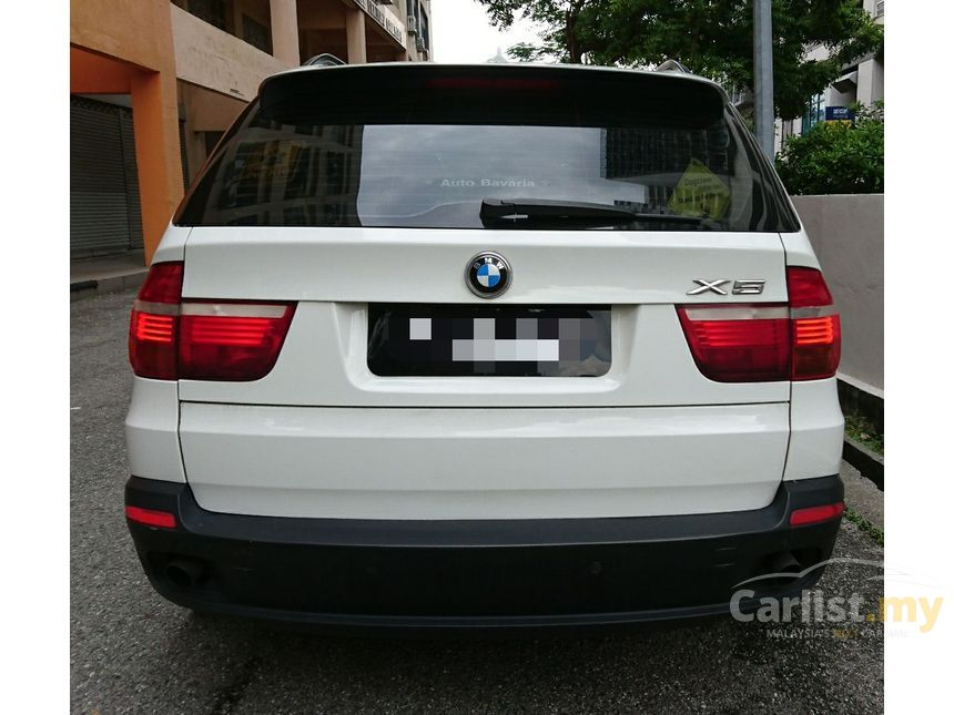 bmw x5 2007 d 3 0 in selangor automatic suv white for rm 105 000 3635496. Black Bedroom Furniture Sets. Home Design Ideas