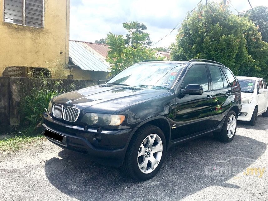 bmw x5 2003 3 0 in kuala lumpur automatic suv black for rm 43 000 3676534. Black Bedroom Furniture Sets. Home Design Ideas