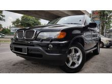 BMW X5 NEW FACELIFT 2004