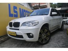 (ORI YEAR MADE 2013,M SPORT X DRIVE MODEL)(LOCAL BRAND NEW BMW)(ORI PEARL WHITE COLOUR)(P.ROOF,PADDLE SWIFT,GPS,I DRIVE)1DATO OWNER,ACC FREE,FULL LOAN