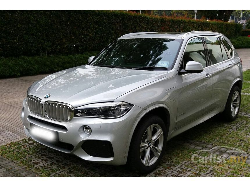 bmw x5 2016 xdrive40e m sport 2 0 in penang automatic suv silver for rm 358 000 3594083. Black Bedroom Furniture Sets. Home Design Ideas