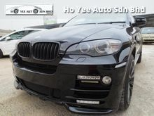BMW X6 3.0 xDrive35i Twin Turbo Hamann Bodykits Power boot Sunroof