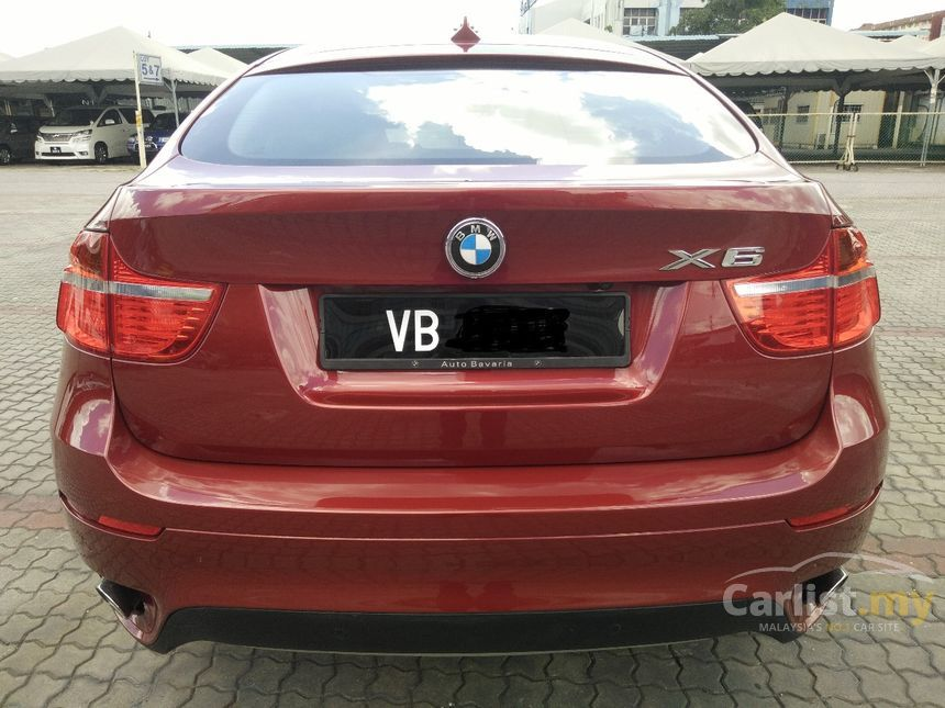 Bmw X6 2009 Xdrive35i 3 0 In Selangor Automatic Suv Red For Rm 168 800 3651192 Carlist My