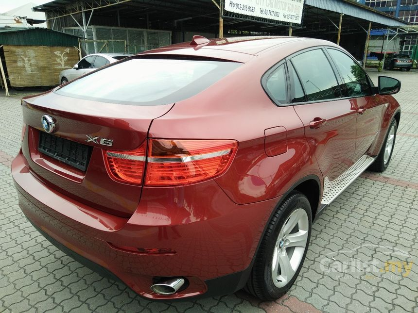 Bmw X6 2009 Xdrive35i 3 0 In Selangor Automatic Suv Red