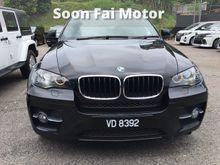 2010 BMW X6 3.0 xDrive35i SUV Registered 2013 One Owner