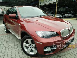 Search 566 Bmw X6 Cars For Sale In Malaysia Carlist My