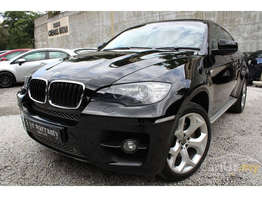 bmw x6 2009 xdrive35i 3 0 in selangor automatic suv black. Black Bedroom Furniture Sets. Home Design Ideas