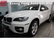 2010 BMW X6 3.0 xDrive35i SUV (REG YR 14) 52,000km Only. Like Brand New Car. Accident Free. MANY COLOR-SPEC AVAILABLE. CALL ME NOW WHILE STOCK LASTS
