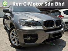2011 BMW X6 3.0 xDrive35i SUV 8 SPEED,POWER BOOTS,I DRIVE