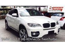 2010 BMW X6 3.0 (A) XDirve35i TwinTurbo