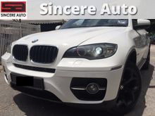 2011 BMW X6 3.0 xDrive35i SUV Petrol Sun Roof Vacuum Door HUD Power Boot 11