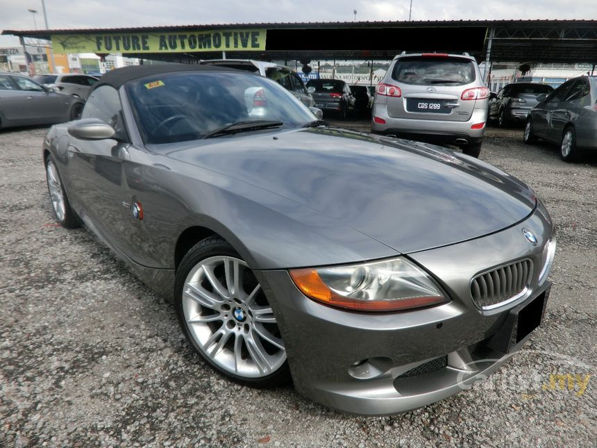 Bmw Z4 2004 3 0 In Selangor Automatic Convertible Grey For