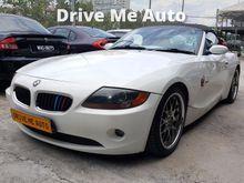 2004 BMW Z4 2.5 Convertible - Good Condition