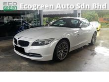 2012 BMW Z4 2.5 sDrive23i Convertible - Perfect Condition