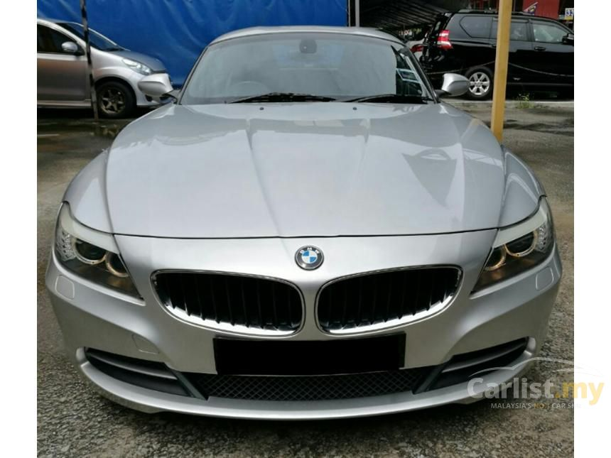 2009 BMW Z4 sDrive23i Convertible