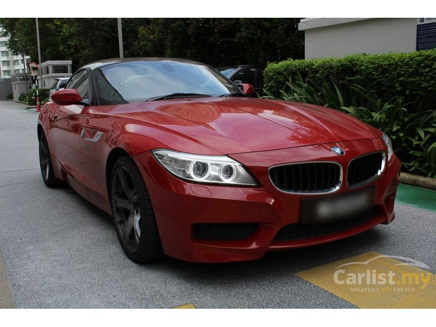 bmw z4 2013 sdrive28i m sport 2 0 in kuala lumpur automatic convertible red for rm 215 000. Black Bedroom Furniture Sets. Home Design Ideas
